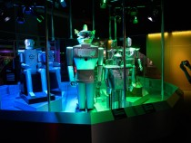 Preview Of The Science Museum's Robots Exhibition
