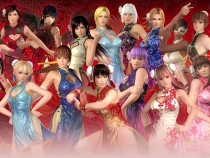 New Trailer Released For Dead Or Alive 5's Mandarin Dress Costumes
