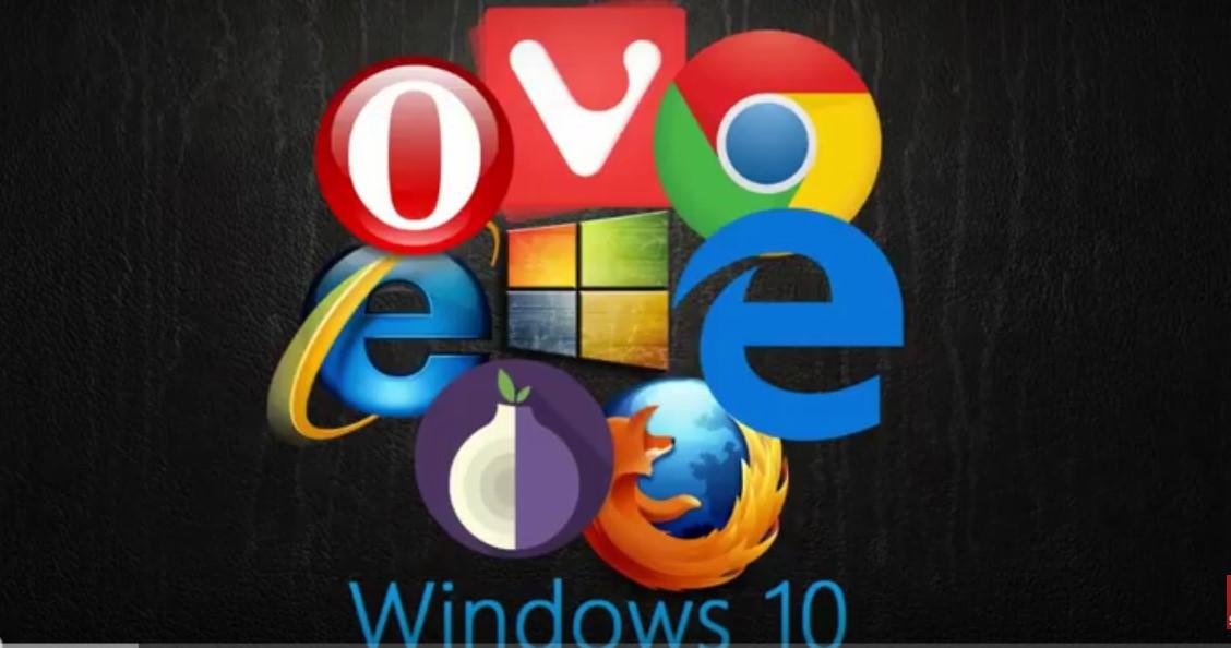 Best internet browser for Windows 10
