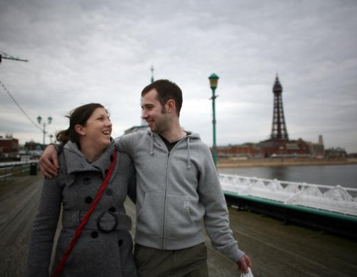Blackpool Encourages French Tourists With A New Advertisement
