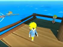 The Legend of Zelda Wind Waker HD Wii U - (2048p) Part 1 - Opening & Outset Island