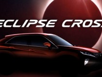 Mitsubishi Names Next Crossover SUV 'Eclipse Cross'