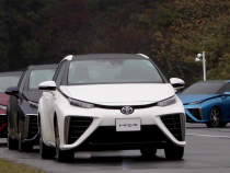 Toyota Is Recalling All Of Its Mirai, The Hydrogen-Fueled Cars