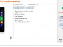 AT&T Nokia Lumia 520 Deal
