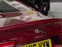 Jaguar And Shell Introduce World's First In-Car Payment App For Cashless Refueling