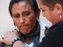 Immigrant Mother Of American Children Attends Deportation Hearing