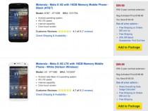 Best Buy Moto X Deal