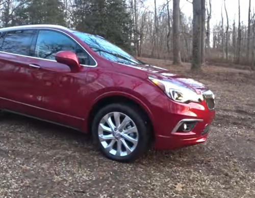 2017 Buick Envision Review: It's More Capable Than How It Appears