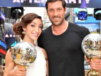 'Dancing With The Stars' Season 18 Finalists Visit ABC's 'Good Morning America'