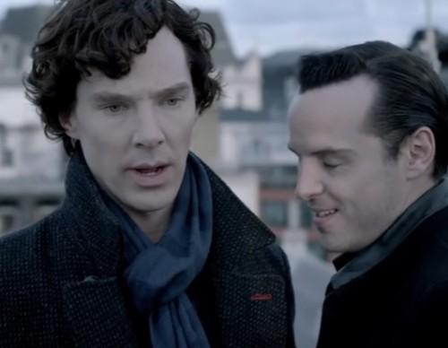 Top 10 Best Sherlock TV Series Moments