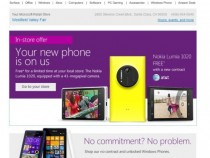 Microsoft AT&T Nokia Lumia 1020 For Free In Microsoft Retail Stores