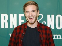 PewDiePie Signs Copies Of His New Book 'This Book Loves You'