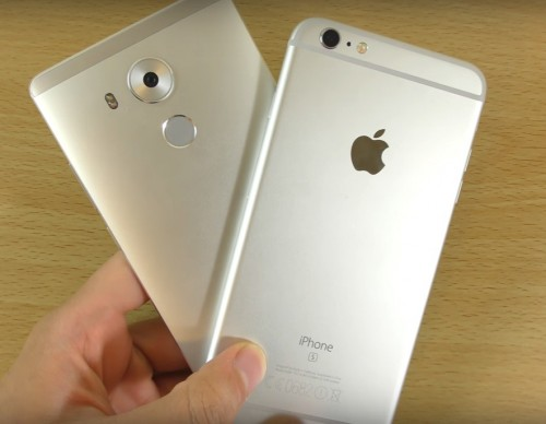Huawei P10 Plus vs iPhone 8: Latest News And Rumors Roundup