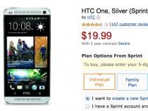 Sprint HTC One Amazon Deal