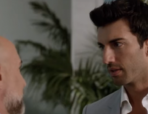 Jane the virgin - Rafael realises that his father knew...