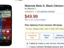 Verizon Moto X Deal
