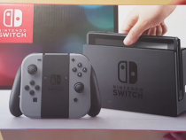 World's First Nintendo Switch Unboxing