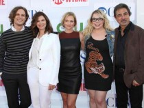 CW, CBS And Showtime 2012 Summer TCA Party - Arrivals