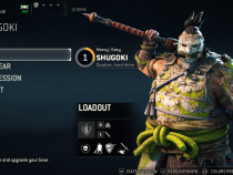 SHUGOKI WILL EAT YOU! - For Honor Gameplay