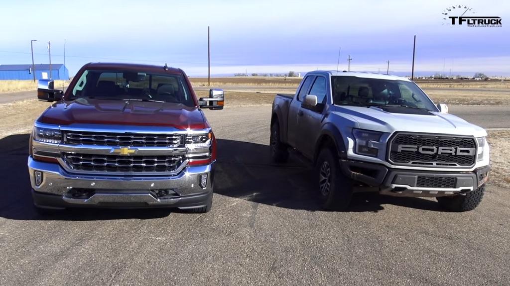 2017 Ford F-150 vs 2017 Chevrolet Silverado: A Battle For Truck Supremacy