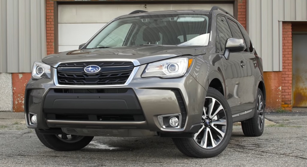 SUV Showdown: 2017 Subaru Forester vs 2017 Toyota RAV4