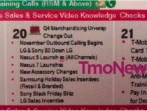 T-Mobile November 2013 Pusported Retail Guide