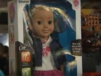 Talking doll My Friend Cayla