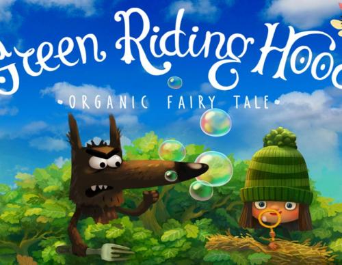 'Green Riding Hood' Is Apple's Free App Of The Week