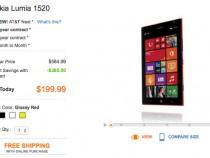 AT&T Nokia Lumia 1520 Pre-Order