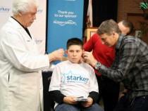 Starkey Hearing Foundation Mission At GRAMMY Camp
