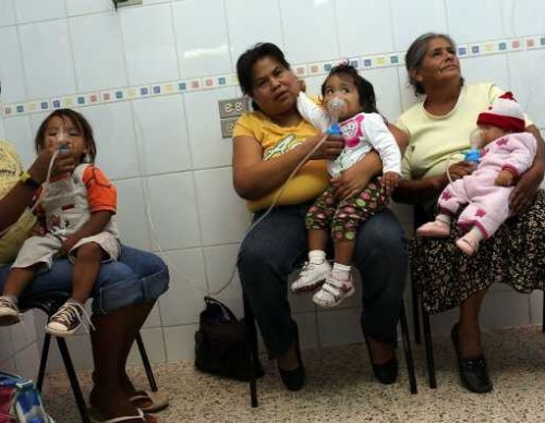 Violence and Grief Define Life In Honduran Capital