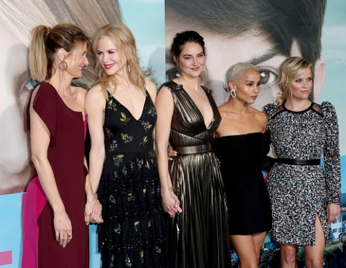 Premiere Of HBO's 'Big Little Lies' - Arrivals