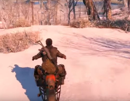 'Fallout 4' New Motorcycle Mod Brings An Amazing Customization System; Details Here