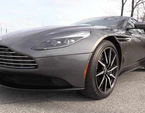 2017 Aston Martin DB11: Here's What Makes James Bond's Car Special