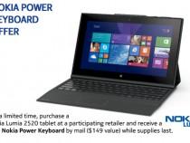 Nokia Power Keyboard Offer