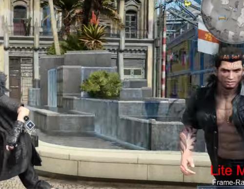 Final Fantasy 15 PS4 Pro Patch 1.05: 60fps