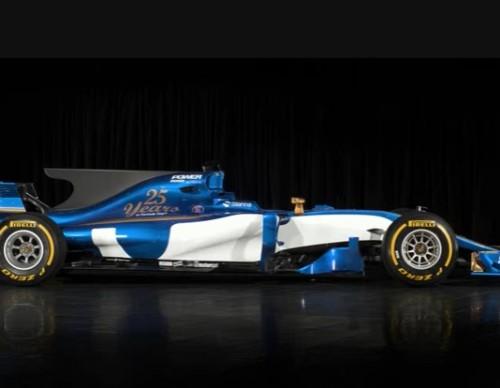 Sauber Unveils Its Anniversary Car: The C36 Ferrari