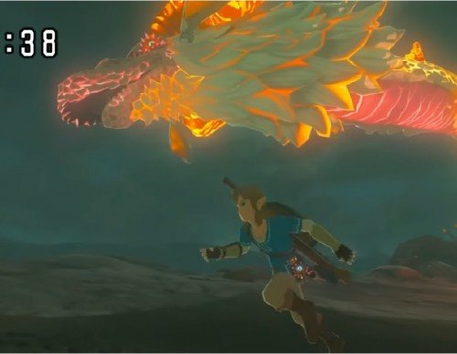 Zelda: Breath Of The Wild Update: Story and Characters revealed! New Japanese Trailer Shows Old Foe?