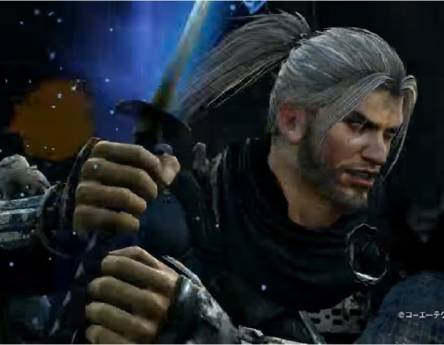 Nioh News: William Is The Newest Addition To Musou Stars