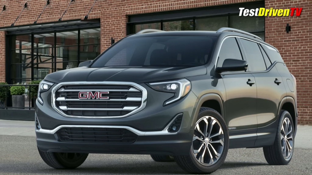 2018 GMC Terrain: A Diesel-Powered Engine Is Coming Our Way Soon