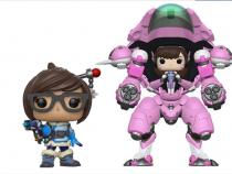 Overwatch Update: New Funko Pop Figures Arriving This April