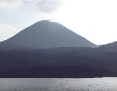 Barren Island Volcano Showing Signs Of Activity