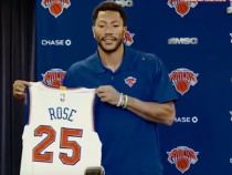 Derrick Rose Is On The Trading Block. Will He Be Suited In Another Jersey?