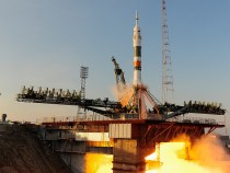 Expedition 46 Soyuz Launch