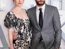 'Fifty Shades Darker' - UK Premiere - Red Carpet Arrivals