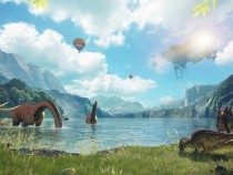 Here's How Ark: Survival Evolved Looks In VR