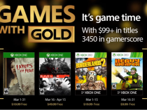 March Xbox Games With Gold Lineup Features Borderlands 2 And Evolve