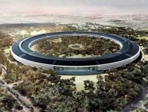 Historian's Idea for Apple's Spaceship Campus