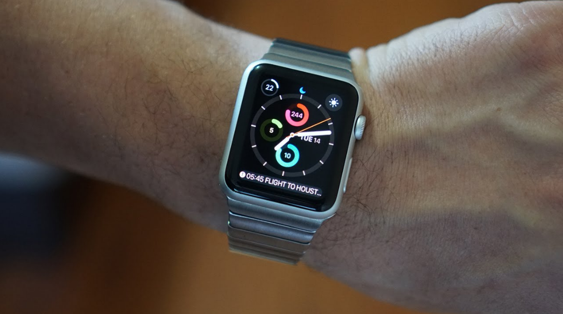 Apple Watch Series 3 To Have New Glass-Film Touch Display