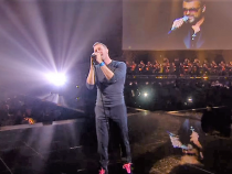 Coldplay Pays Poignant Homage To George Michael At The BRIT Awards